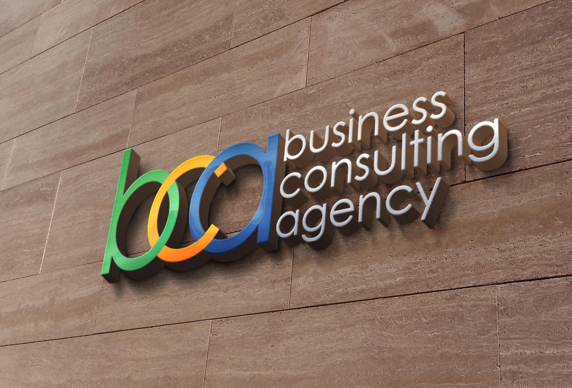 BCA_logo_wall